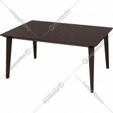 Стол «Keter» Lima table, коричневый.