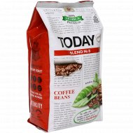Кофе в зернах натуральный жареный «Тoday» blend №8, 800 г.