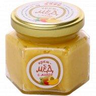 Крем-мёд «Золотой улей» с манго, 150 г.