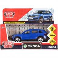 Машинка «Skoda Kodiaq» синяя