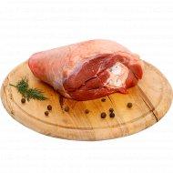 Голень индейки, охлажденная, 1 кг., фасовка 1.15-1.4 кг