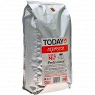 Кофе в зернах «Today» espresso blend №7, 1000 г.