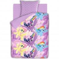 Комплект постельного белья «My Little Pony» Небесные пони, 70х70