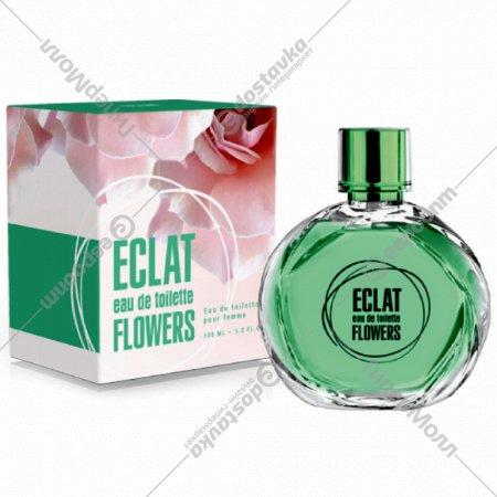 Туалетная вода женская «Eclat Flowers» 100 мл.