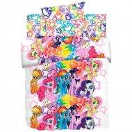 Комплект постельного белья «My Little Pony Neon» Граффити, 70х70