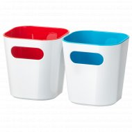 Набор контейнеров «Гессан» 10x10x10 см, 2 шт.