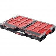 Ящик для инструментов «Qbrick System» One Organizer L, черный.