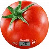 Весы кухонные «Scarlett» SC-KS57P38