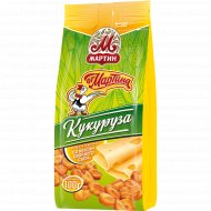 Кукуруза отборная «От Мартина» жареная со вкусом двойного сыра, 100 г
