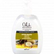 Крем - мыло «OIL» для рук с маслами арганы и жожоба, 400 мл.