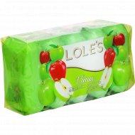 Туалетное мыло «Lole's» яблоко, 5х60 г.