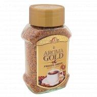 Кофе «Aroma» Gold растворимый 100 г.