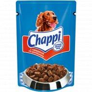 Корм для собак «Chappi» Говядина по-домашнему, 100 г.