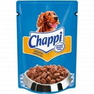 Корм для собак «Chappi» Мясное изобилие, 100 г.