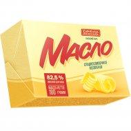 Масло сладкосливочное «Советская классика» несоленое, 82.5%, 180 г