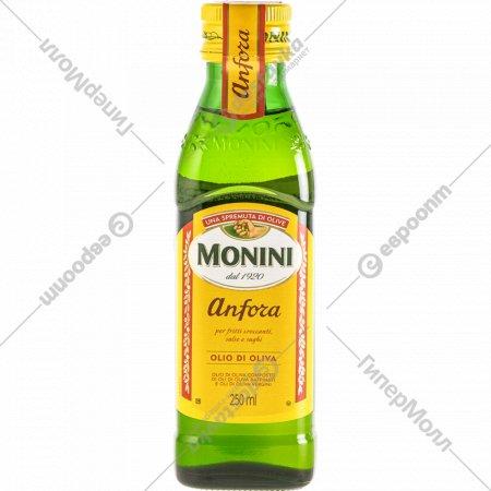 Масло оливковое «Мonini Anfora» рафинированное, 250 мл.