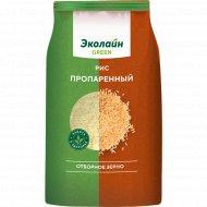 Крупа рисовая «Эколайн» Green пропаренная, 800 г.