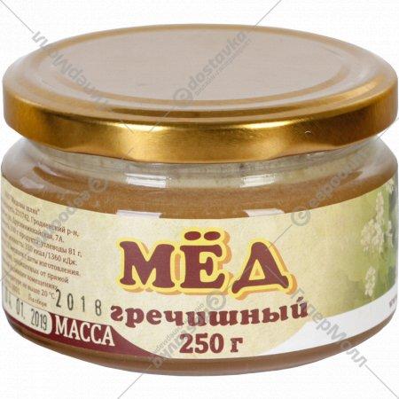 Мёд «Мядовы Шлях» гречишный, 250 г.