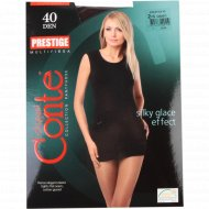 Колготки женские «Conte» Prestige 40, grafit.