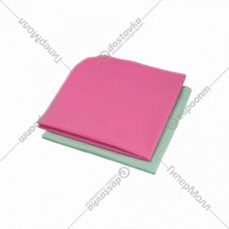 Салфетка для уборки «Скэлва» 42x42 см, 2 шт.