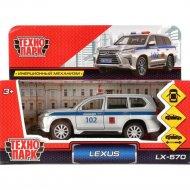 Машинка «Lexus LX-570» Полиция