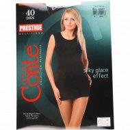 Колготки женские «Conte» Prestige, размер 4, 40 den, grafit