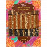 Вафли «Восточные» с черносливом, курагой, изюмом и орехами, 600 г.