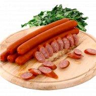 Колбаса варено-копченная «Карпатская» высшего сорта,1 кг., фасовка 0.5-0.6 кг