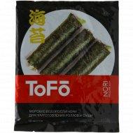 Морские водоросли нори «ToFo» 28 г.