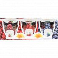 Сувенирный набор №2 «Мядовы Шлях» взбитый мед с ягодами, 150 г.
