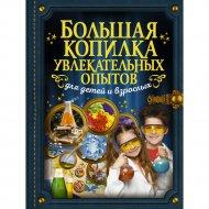 «Большая копилка увлекательных опытов» Вайткене Л.Д., Аниашвили К.С.