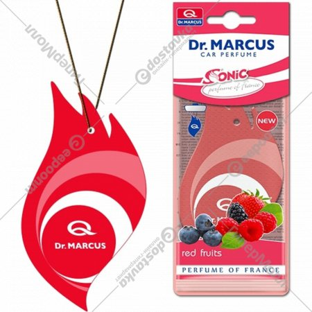 Ароматизатор сухой «Dr. Marcus» Sonic Cellulose Product Red Fruits.
