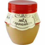 Мёд «Мядовы Шлях» с прополисом, 350 г.