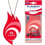Ароматизатор сухой «Dr. Marcus» Sonic Cellulose Product Sporty.