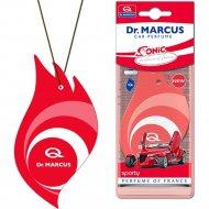 Ароматизатор сухой «Dr. Marcus» Sonic Cellulose Product Sporty.