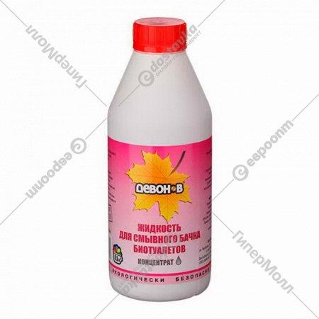 Жидкость моющая «Девон-В» 0.5 л.