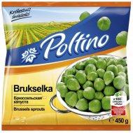 Овощи «Poltino» капуста брюссельская 450 г