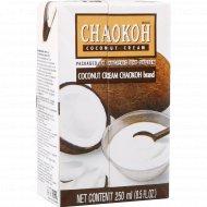 Кокосовые сливки «Chaokoh» 250 мл.