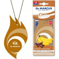 Ароматизатор сухой «Dr. Marcus» Cellulose Product Banana&Chocolatek.