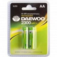 Аккумулятор «Daewoo» R6 2300 mAh BL2.
