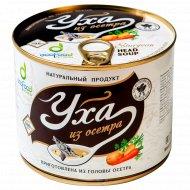 Кулинарные изделия рыбные «EcoFood» уха из осетра, 500 г.