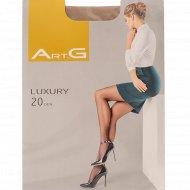 Колготки женские «Art G» Luxury, 20 den, размер 4-L, playa