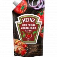 Кетчуп «Heinz» для гриля и шашлыка 350 г