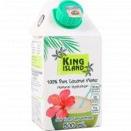 Натуральная кокосовая вода
