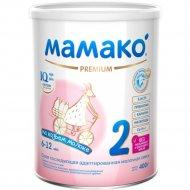 Молочная смесь «Mamako 2» Premium сухая 400 г.
