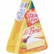 Сыр мягкий с плесенью «Бри львиное сердце» 60%, 125 г