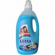 Гель «Lotta» для стирки уветного без фосфатов, 2 л.