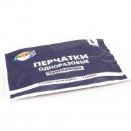 Перчатки «Aviora» полиэтиленовые, одноразовые, размер L, 100 шт.