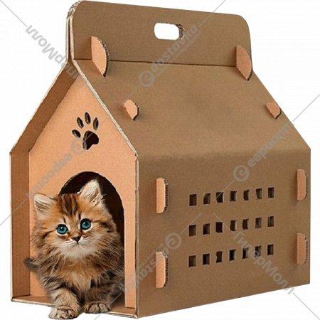 Домик для кота «Kotobaza» 30x45x60 см.