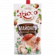 Майонез «Mr.Ricco» 50%, белый гриб, 375 г